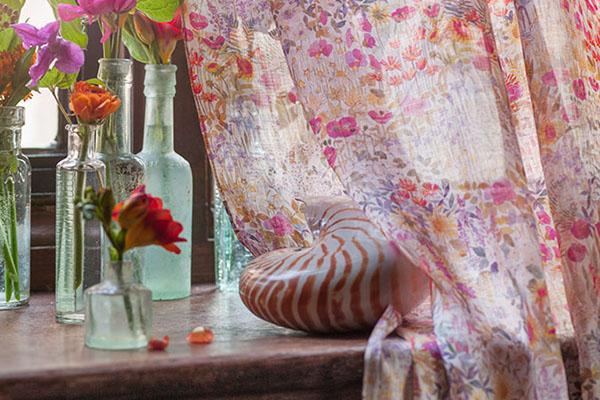 Liberty Art Fabrics - interiors (with kind permission)